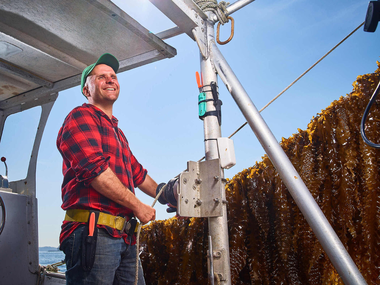 Breaking Barriers in the Seaweed Cultivation Industry