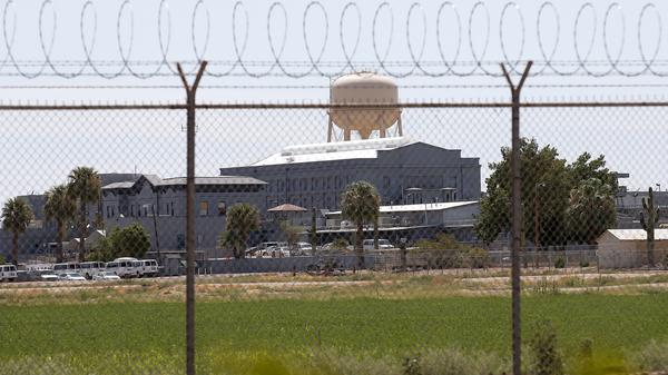 Arizona Prisons Urged To Reverse Ban On  Chokehold  Book