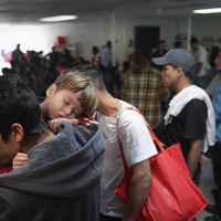 'Thank God We're OK.' Migrants Tell Of Conditions In A Texas CBP Holding Facility