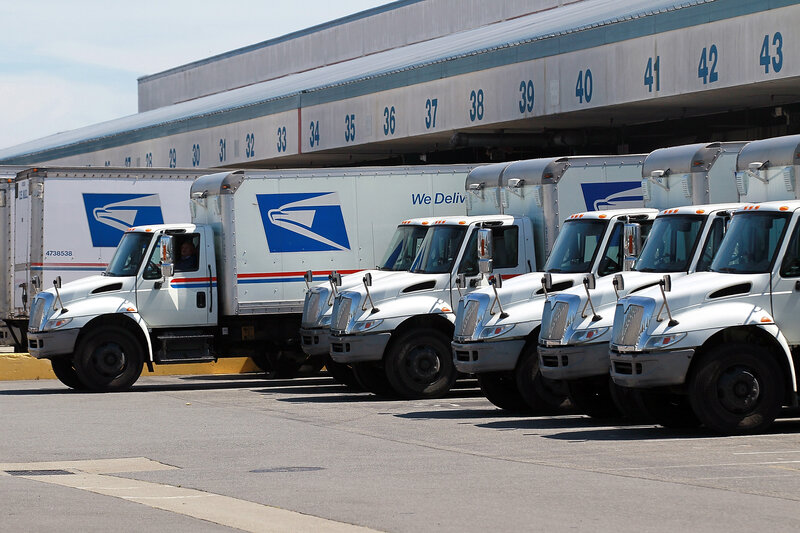 United States Postal Service Teams Up With TuSimple For