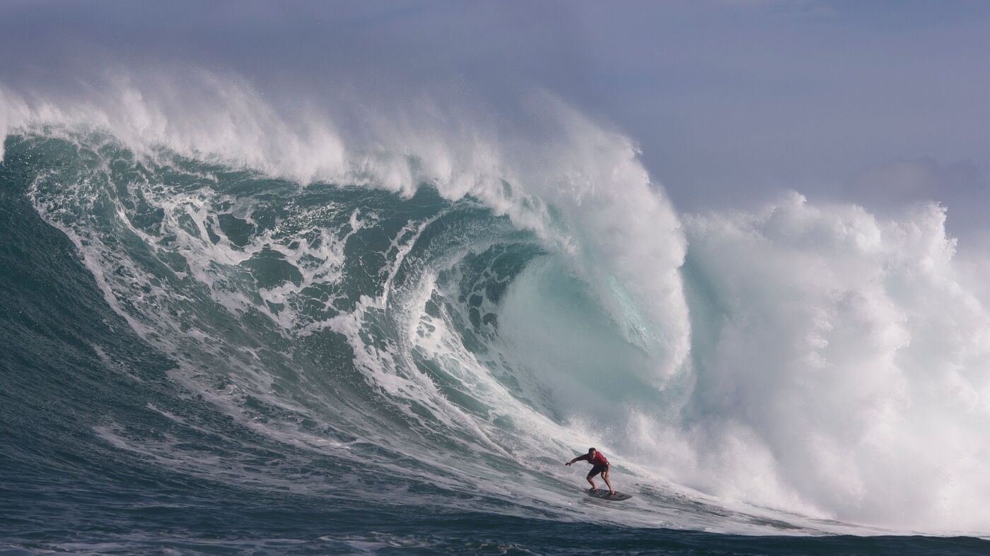 What Surfing Can Teach Us About Risk