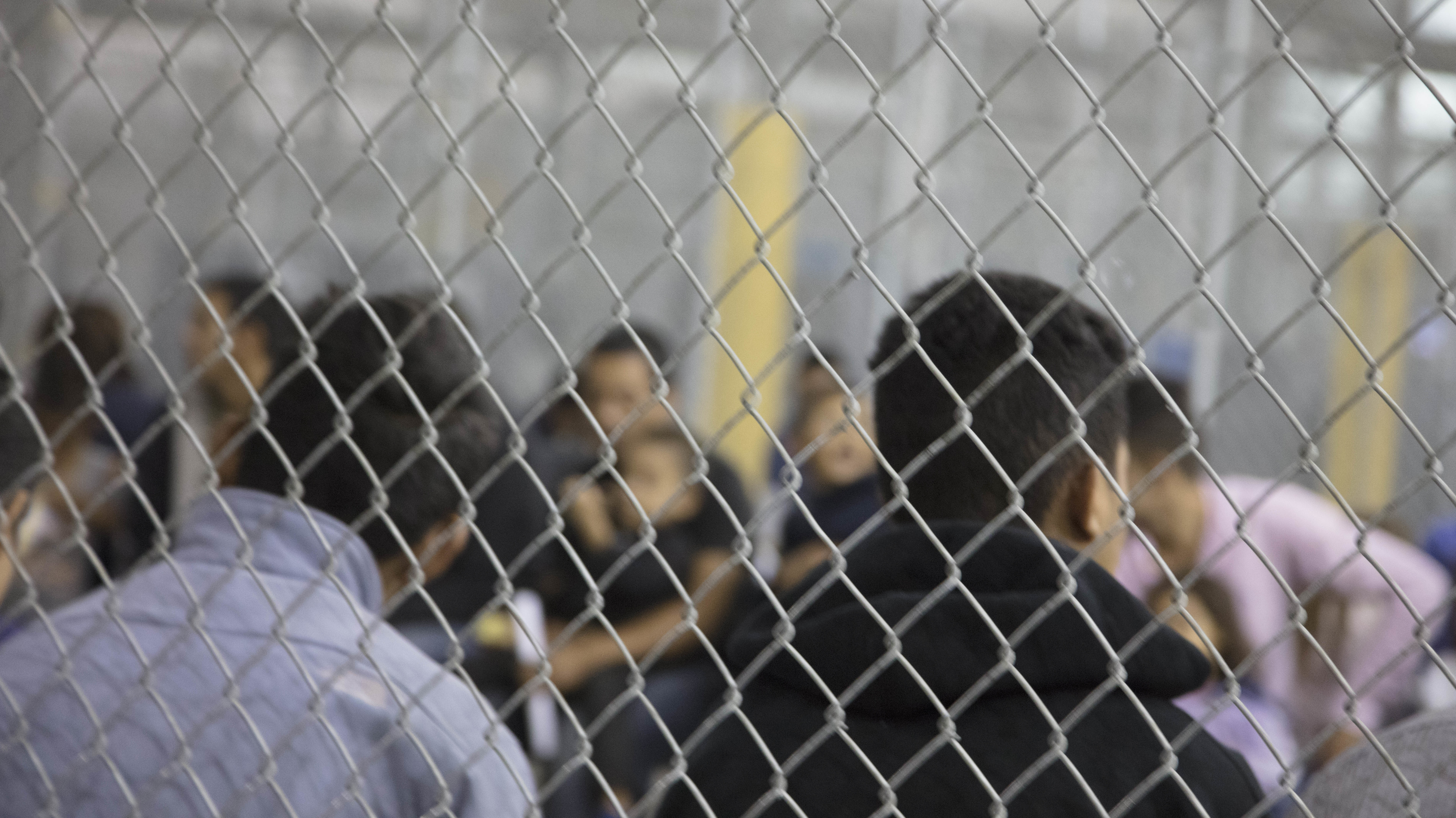 Border Facility Stops Migrant Intake After 'Flu-Related' Outbreak