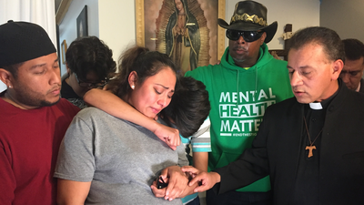 Pregnant Mother Seeks Refuge From Deportation In Chicago Church