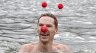 Actor Benedict Cumberbatch is one of many celebrities who take part in Red Nose Day fundraising efforts.