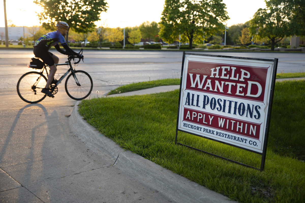 With Just 1.5% Unemployment, Ames, Iowa, Is Desperate For