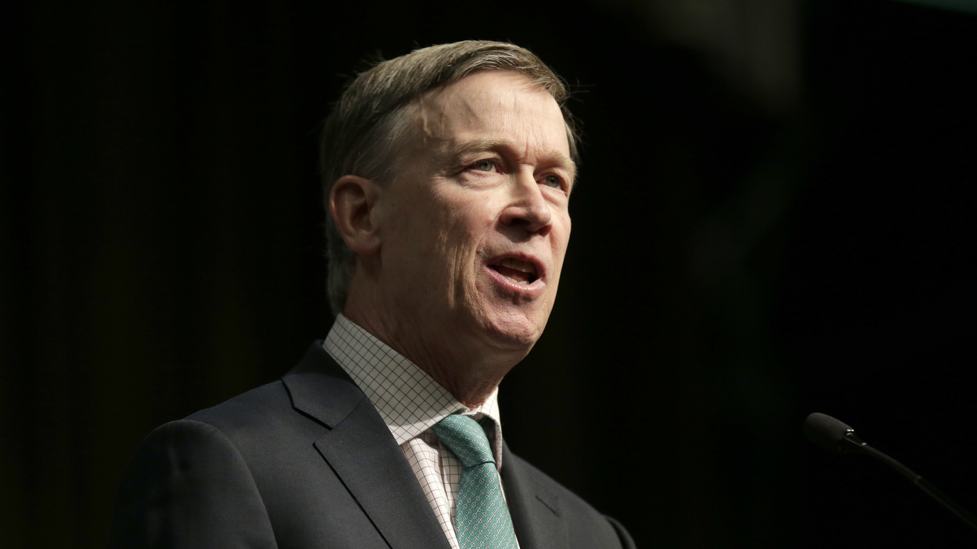 Former Colorado Governor And 2020 Candidate Urges Distance From 'Socialism'