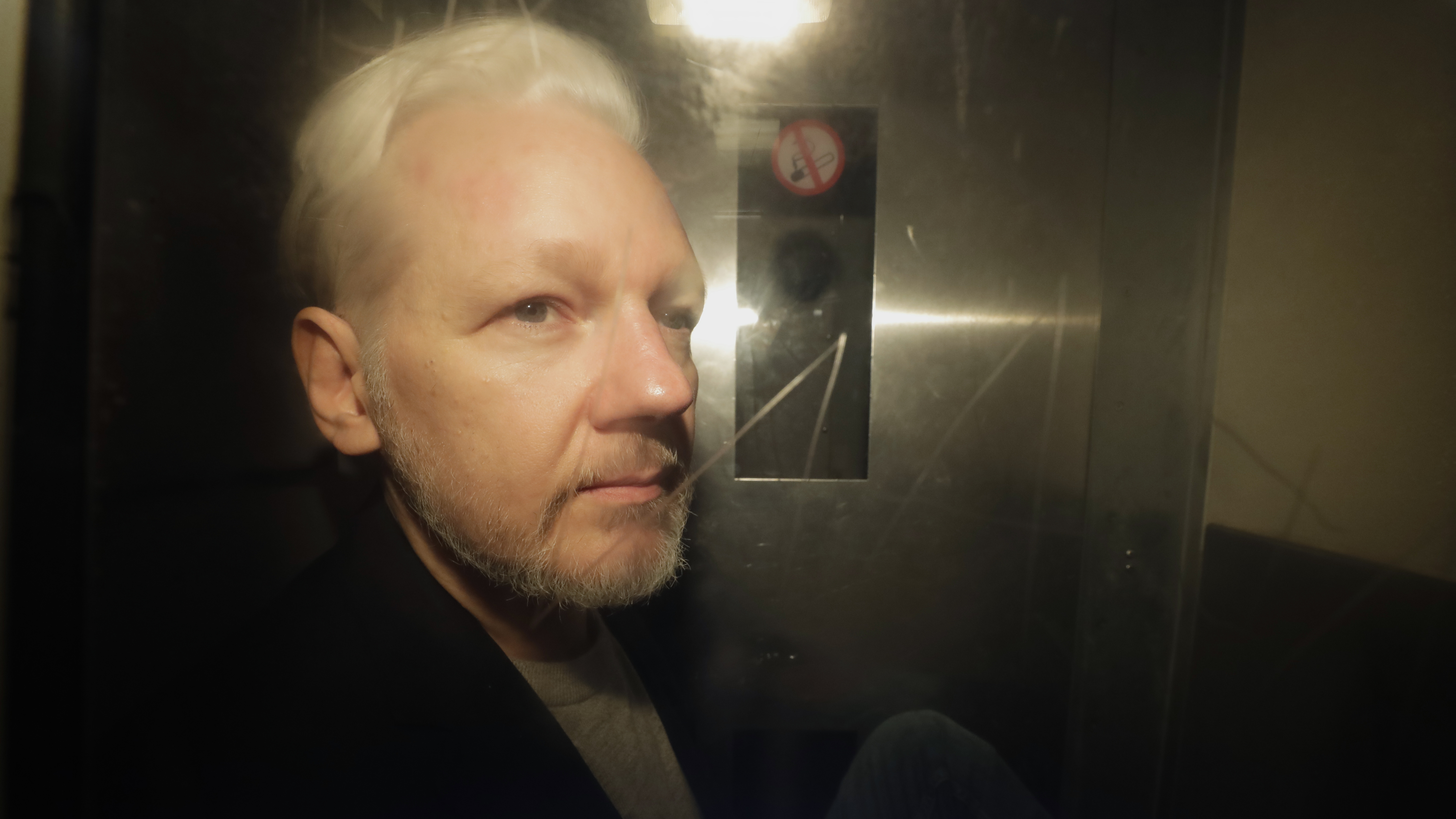 U.S. Brings New Charges Against Julian Assange In War Logs, State Cables Case