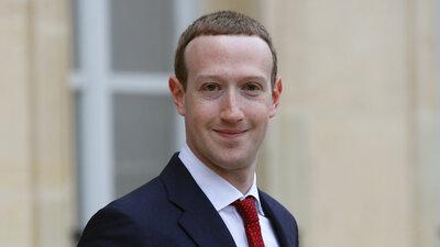 Mark Zuckerberg : NPR