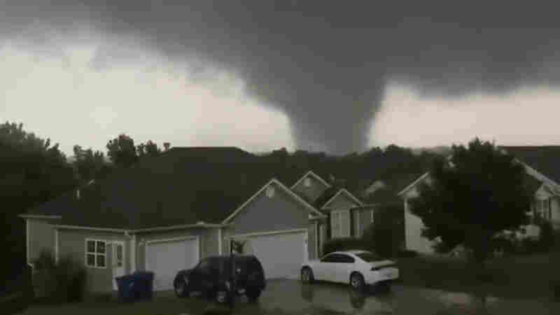 Violent Tornadoes Cause Catastrophic Damage In Missouri, Killing At Least 3