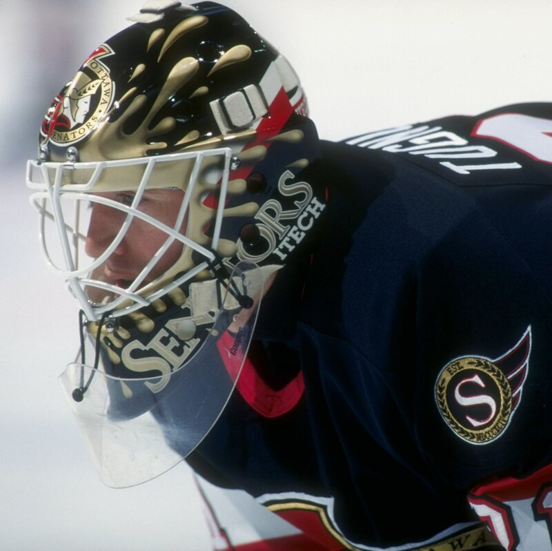 Famous Hockey Goalie Masks — And The Quiet Artists Behind