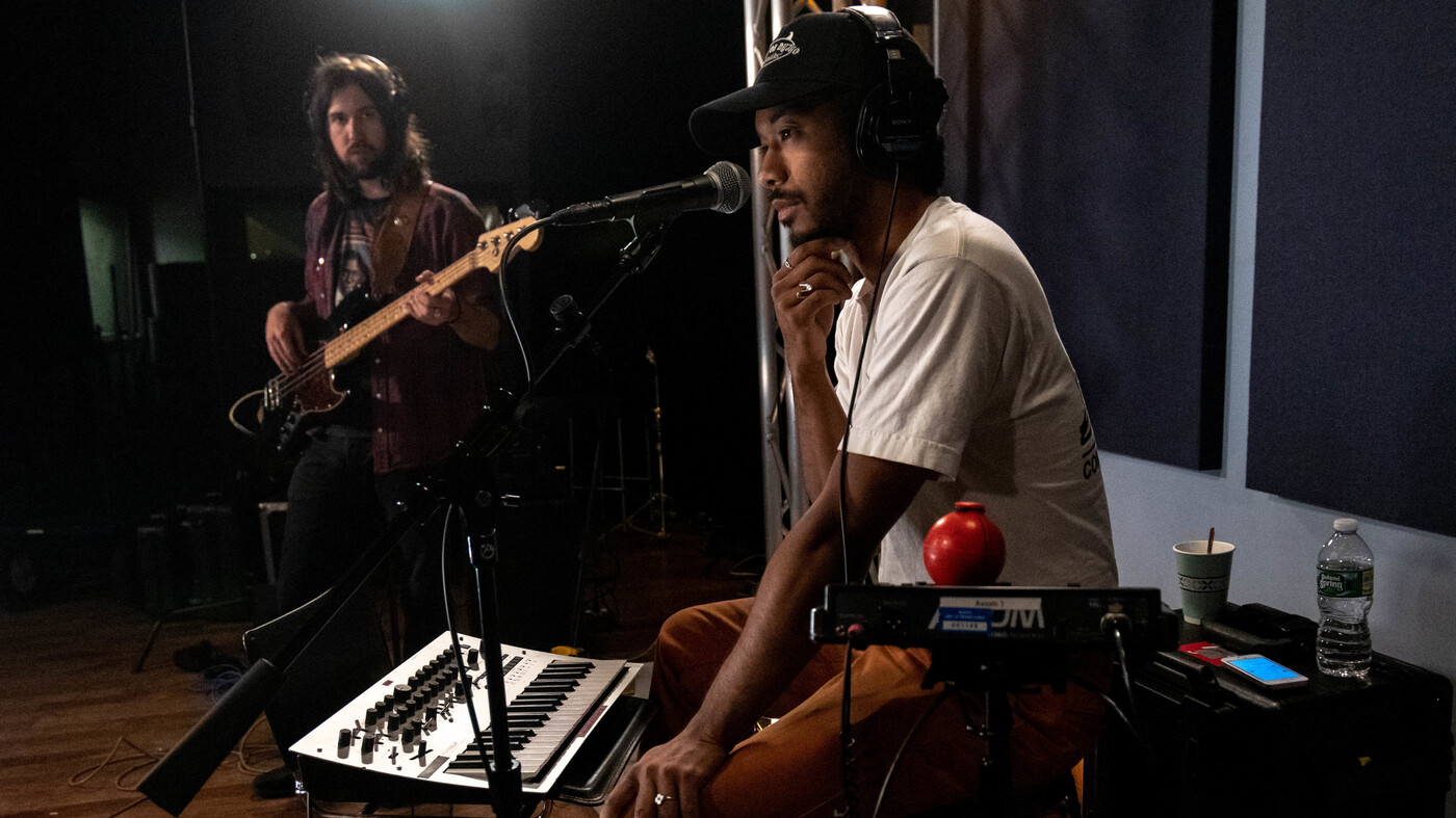 Toro y Moi Sings Cheat Codes For Your Life