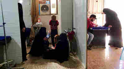 Misery Grows At Syrian Camp Holding ISIS Family Members