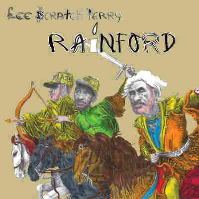 First Listen: Lee 'Scratch' Perry, 'Rainford'