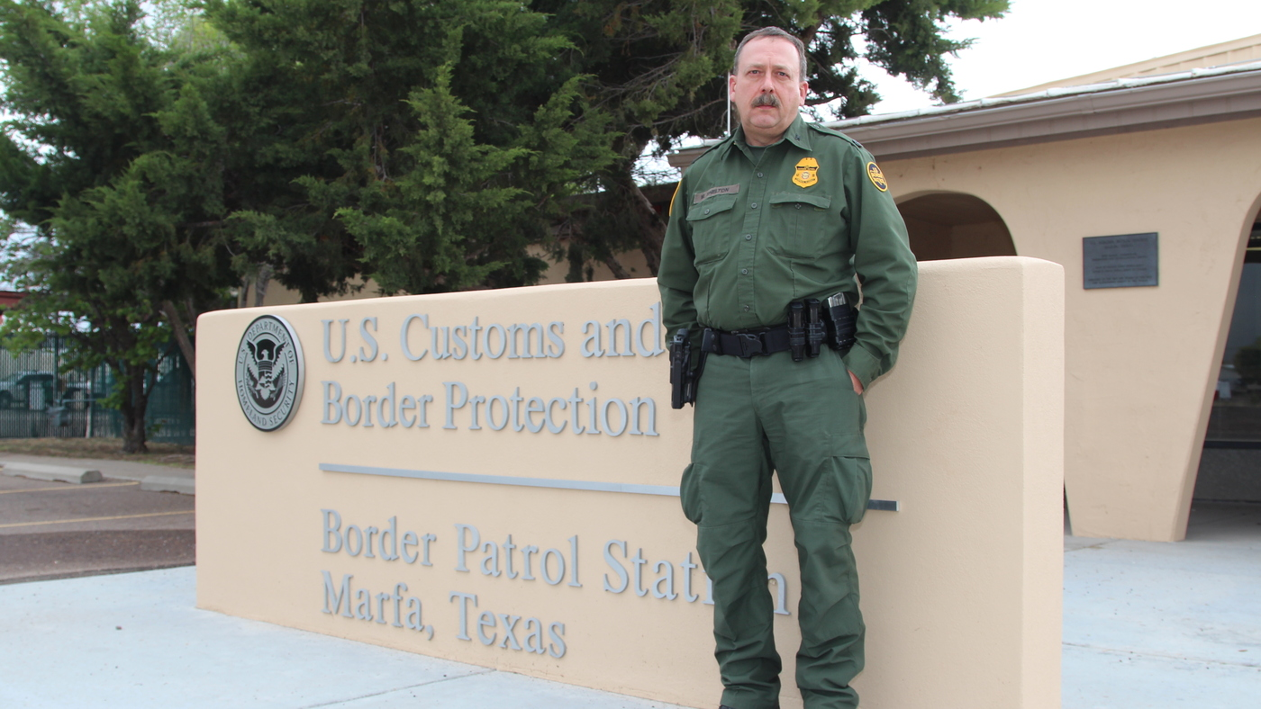 In Rural West Texas, Illegal Border Crossings Are Routine For U.S. Citizens
