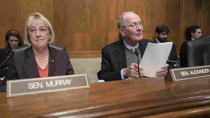 Sens. Alexander, Murray Release Health Legislation Targeting High Bills, Drug Costs