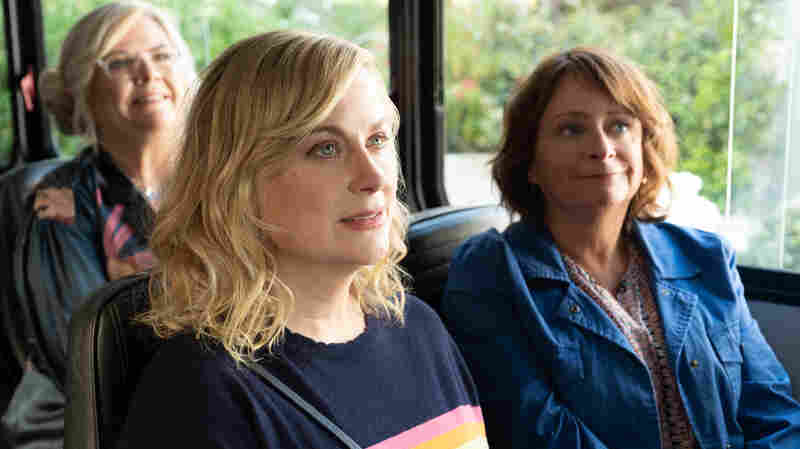 Amy Poehler Leads A Girls' Trip With 'Some Of The Funniest People In The World'