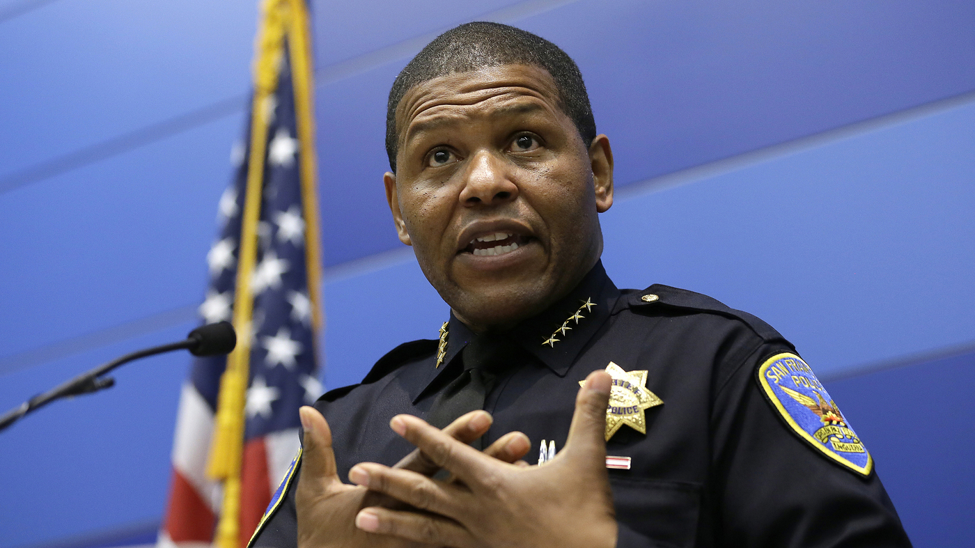 San Francisco Police Chief Apologizes For Raid On Home Of Freelance Journalist