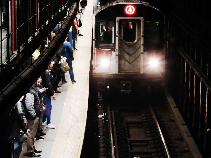 NYPD Says It Caught the 'Subway Brake Bandit,' Who May Have