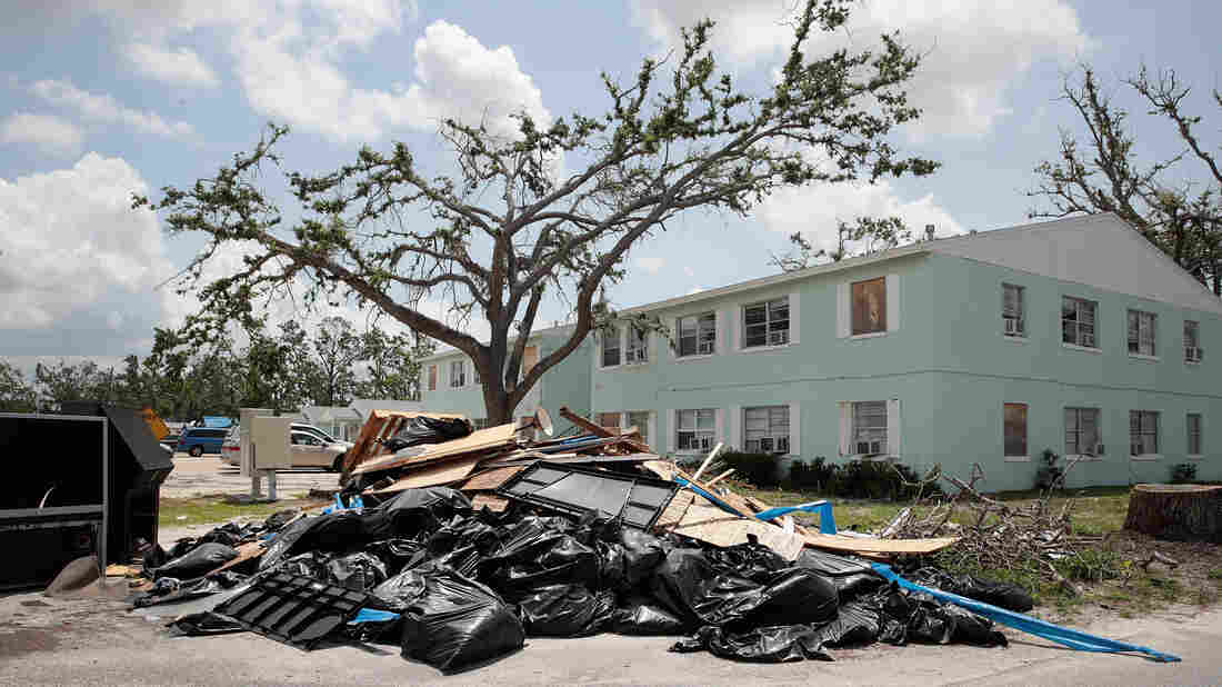 Disaster Aid Bill Stalled After Republican Blocks House Vote