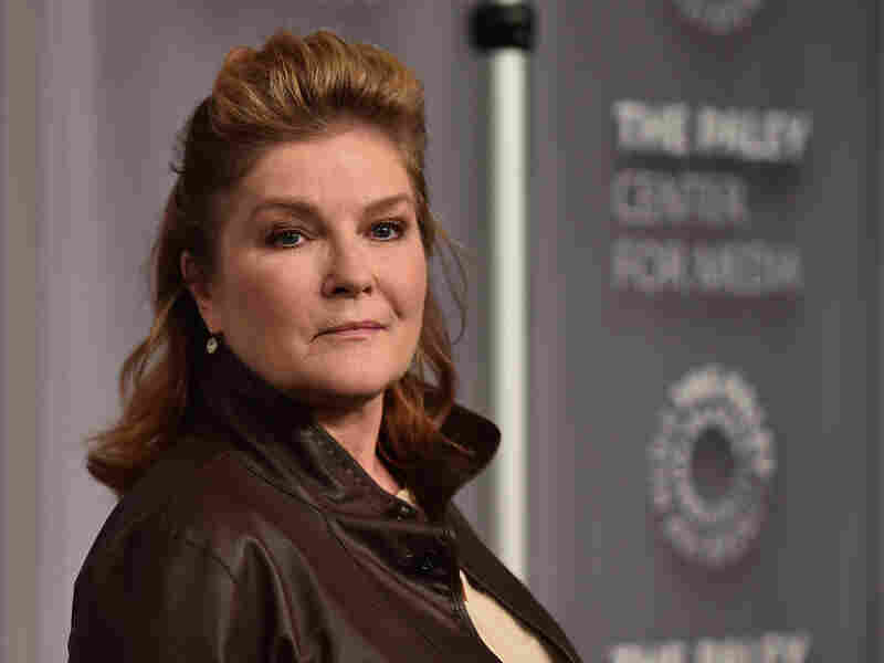 Kate Mulgrew is shown at The Paley Center for Media on May 26, 2016 in Beverly Hills, Calif.