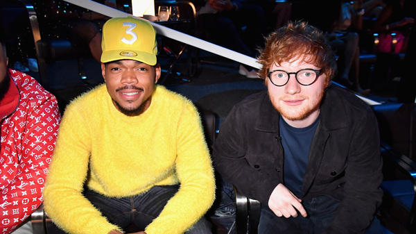 Ed Sheeran's 'Cross Me' Links Up With Chance The Rapper