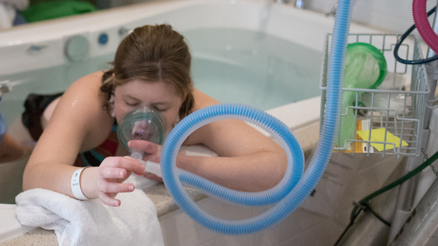Nitrous Oxide During Labor Can Be Costly : Shots - Health