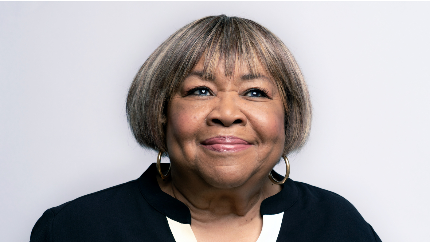 In 'We Get By,' Mavis Staples Keeps Singing For 'Change'