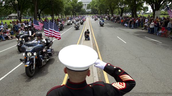 Memorial Day Motorcycle Rally Ends 30-year Tradition