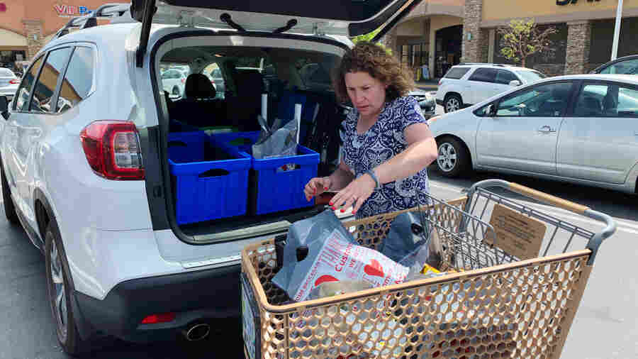 Why Suburban Moms Are Delivering Your Groceries