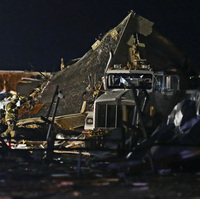 Likely Tornado Kills At Least 2 In Oklahoma