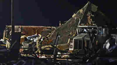 Likely Tornado Kills At Least 2 In Oklahoma