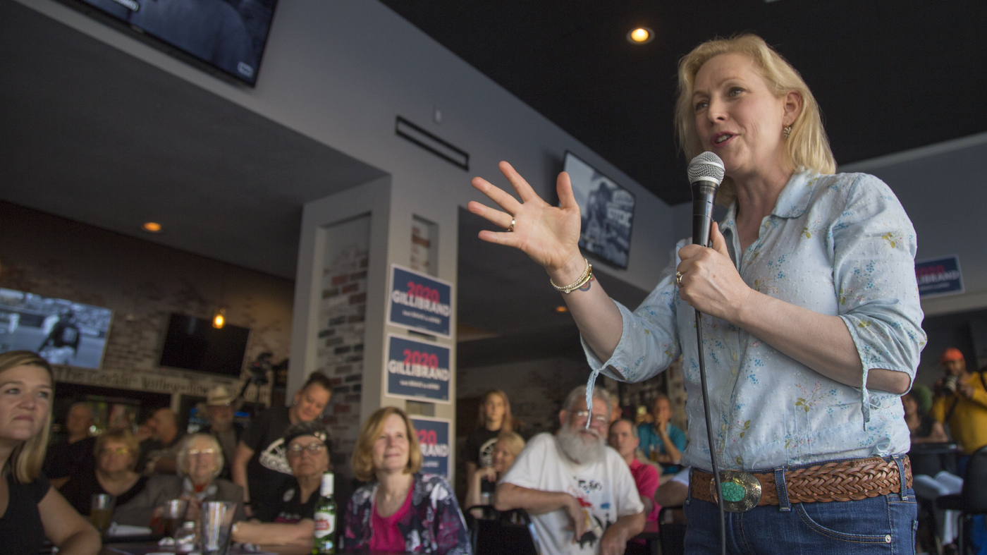 On The Trail With Kirsten Gillibrand