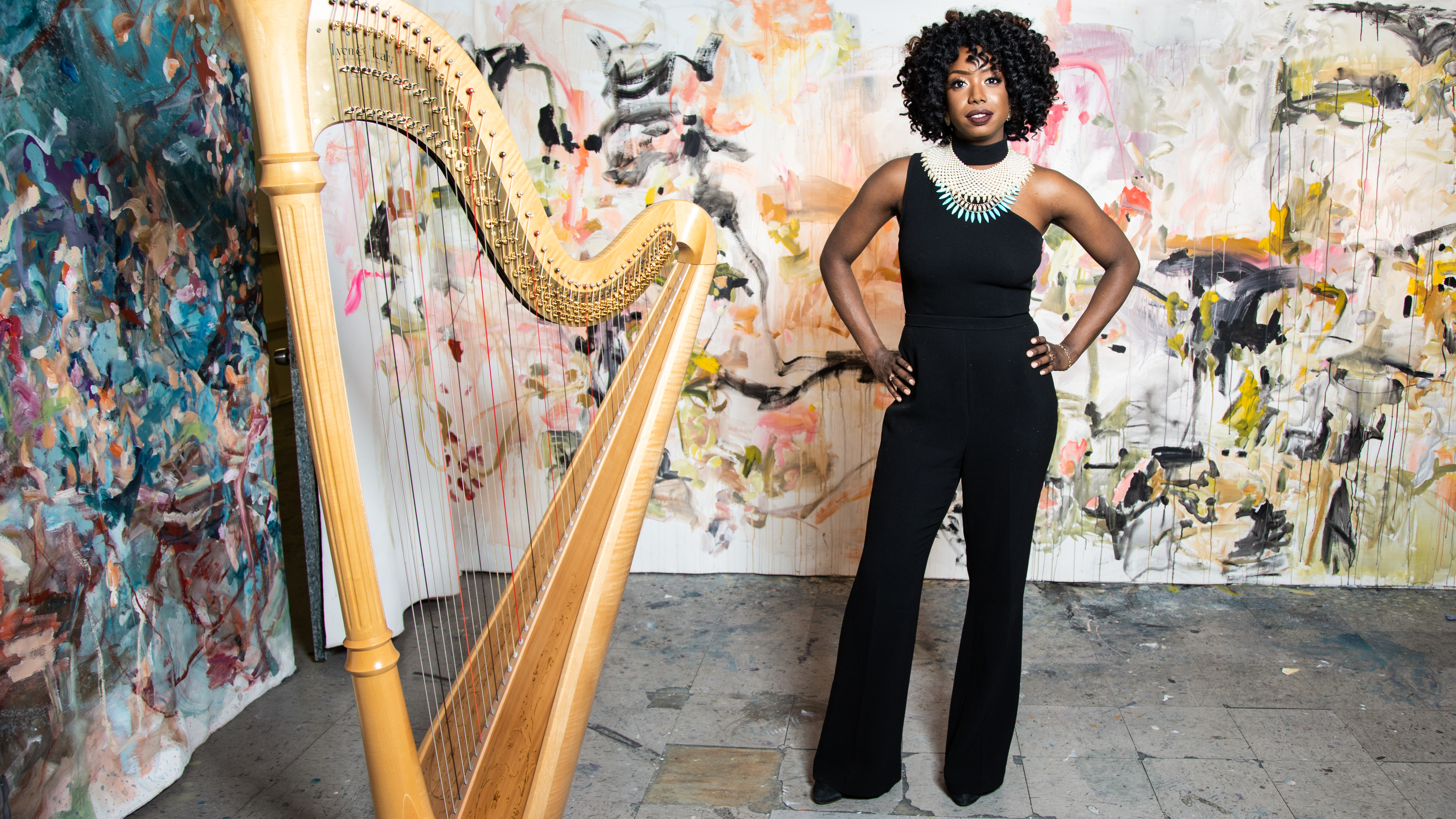 Brandee Younger Plucks And Shimmers A 'Soul Awakening'
