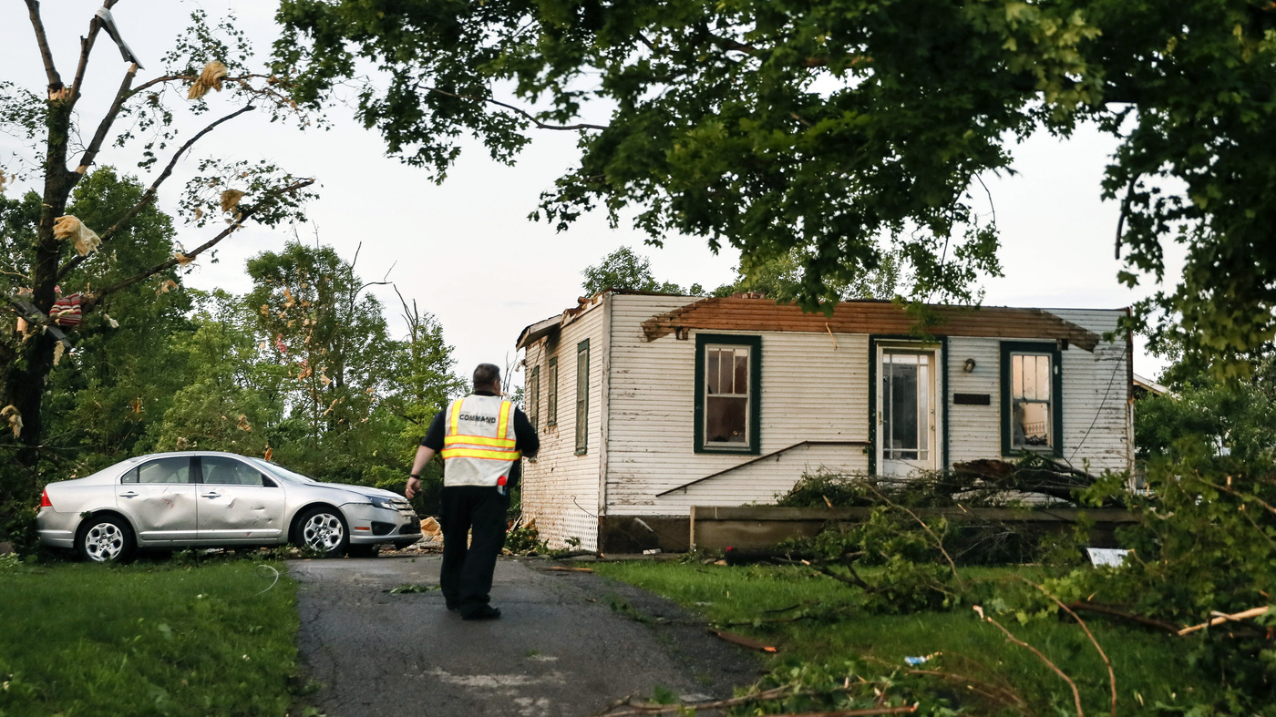Tornado Outbreak' Devastates Ohio Communities With Winds Up