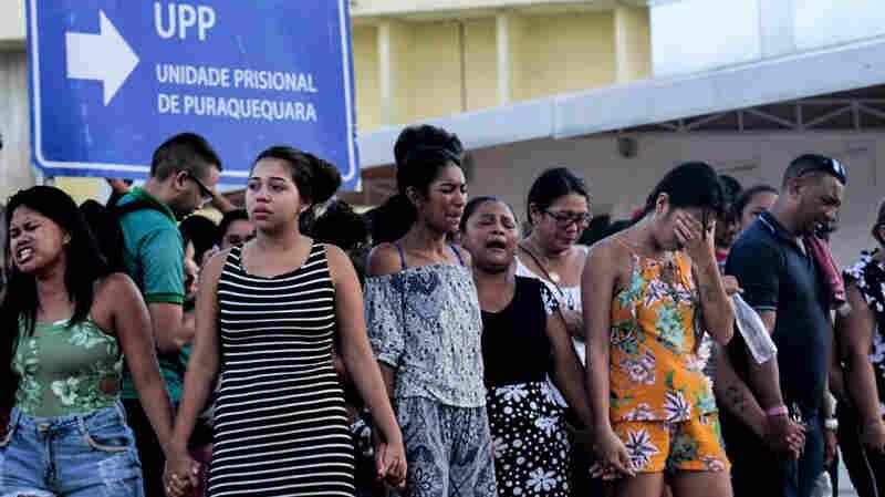 Opinion: Brazil's Prison Massacres Send A Dire Message