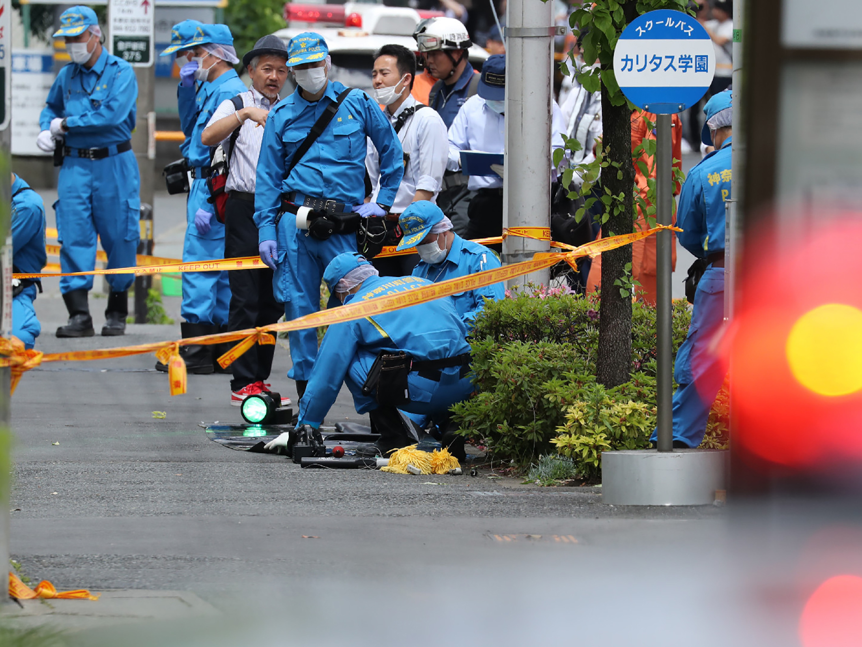 2 Killed, At Least 17 Others Injured In Japan Mass Stabbing