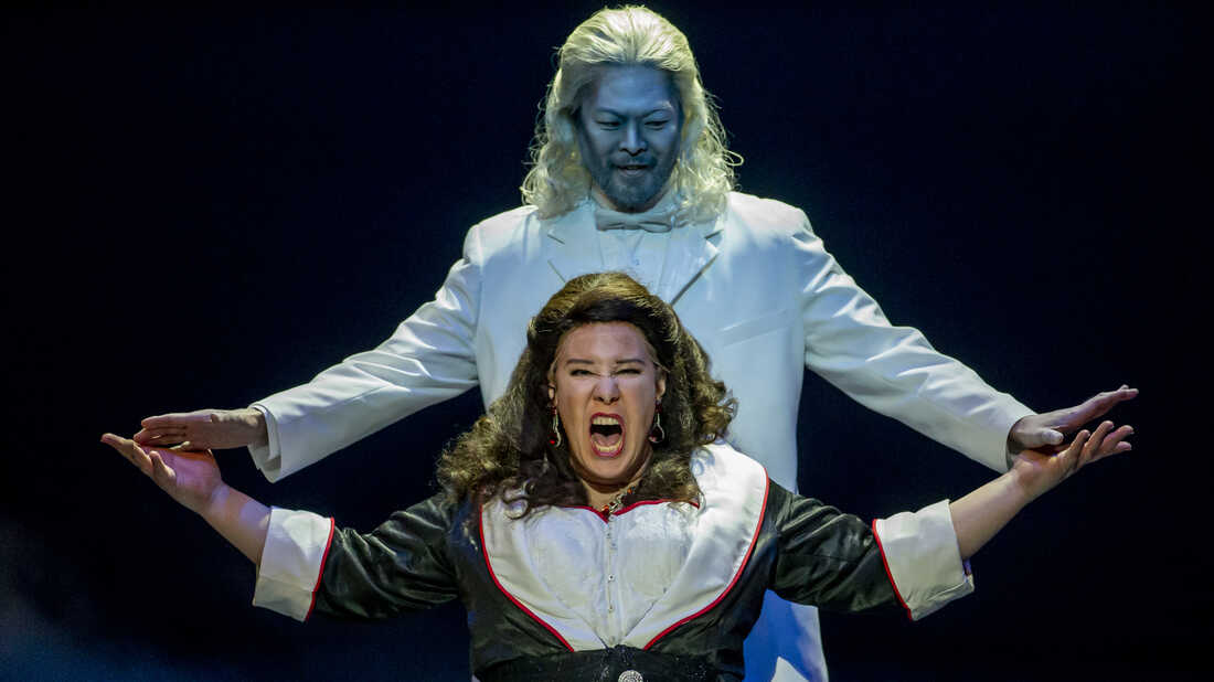 'They Know That I'm The Real Deal': Transgender Baritone Makes Opera History
