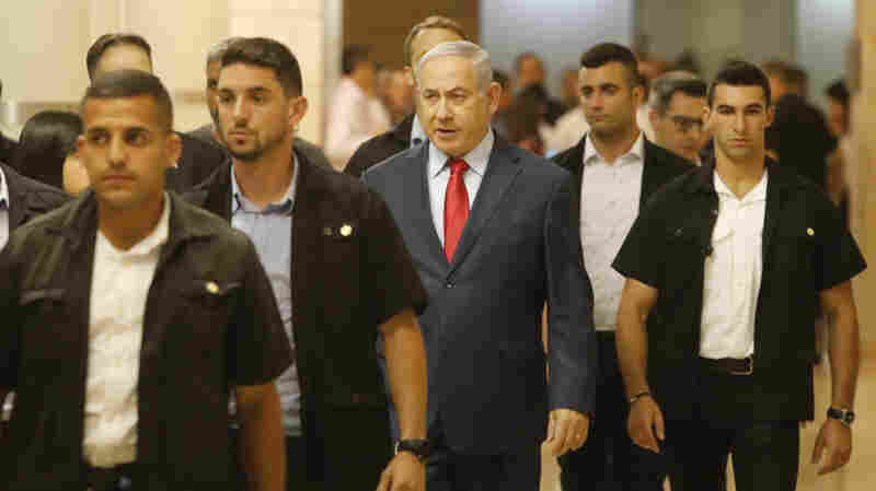 Israeli Parliament Schedules Unprecedented Early Elections