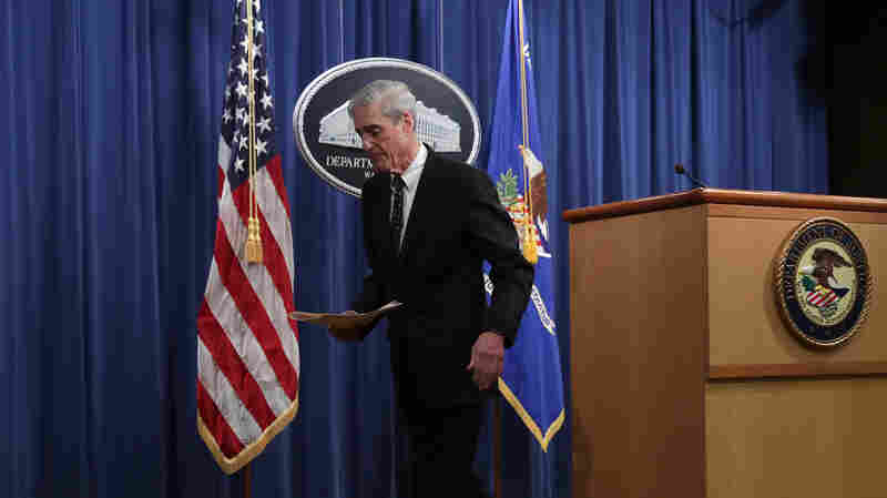 Mueller Hands His Caseload To Congress, As Impeachment Calls Grow Louder