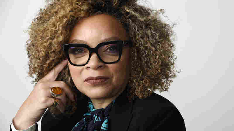 Designer Ruth E. Carter poses for a portrait in Los Angeles in January 2019.