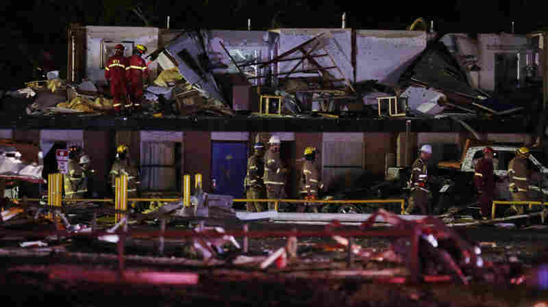 House Passes $19.1 Billion Disaster Bill Despite Earlier GOP Efforts To Stall It