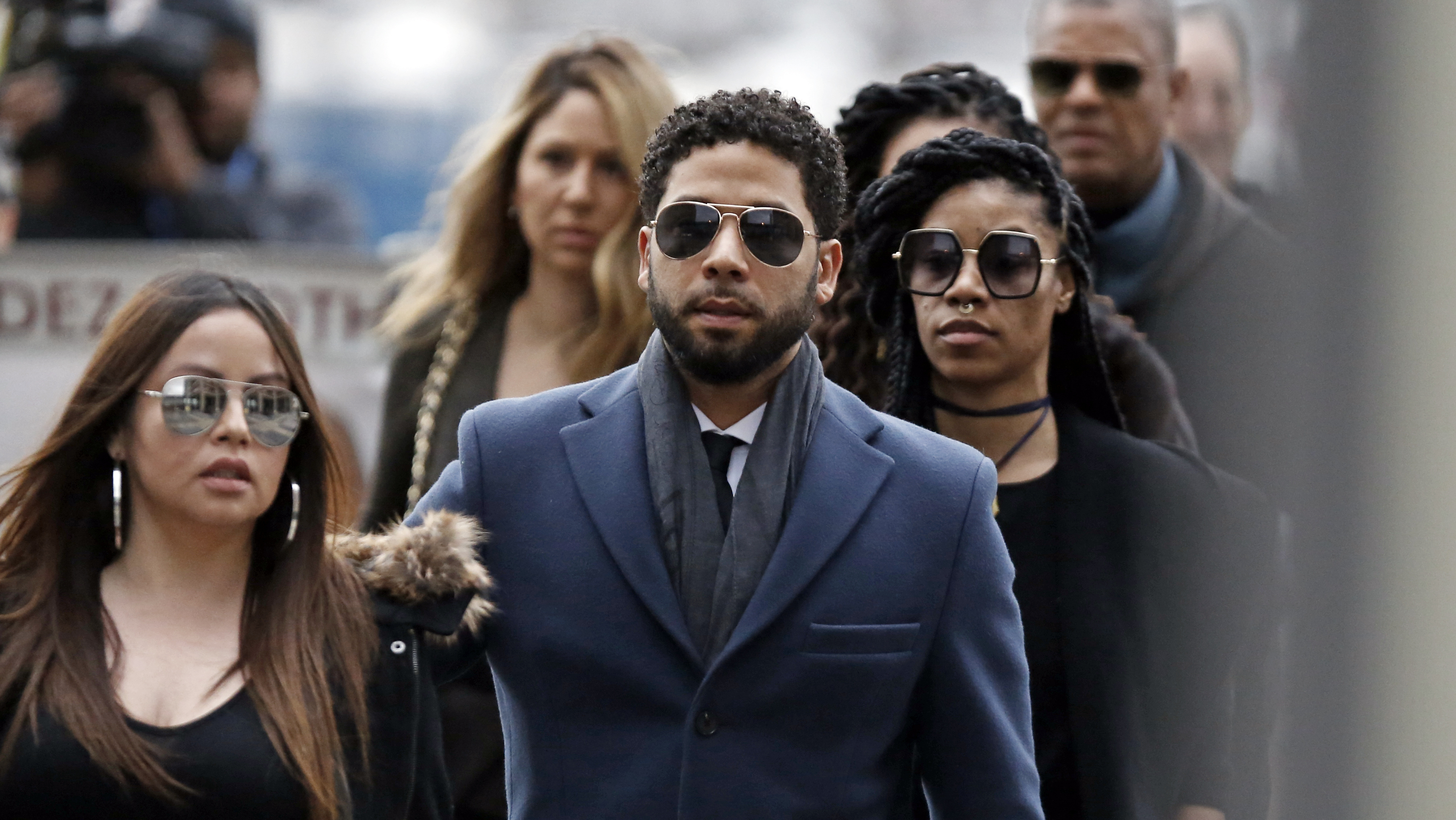 Chicago Police Roll Out Hundreds Of Pages Of Records In Jussie Smollett Case
