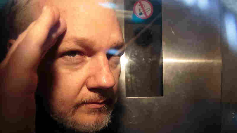 Julian Assange Misses Court Session Because Of Health Concerns