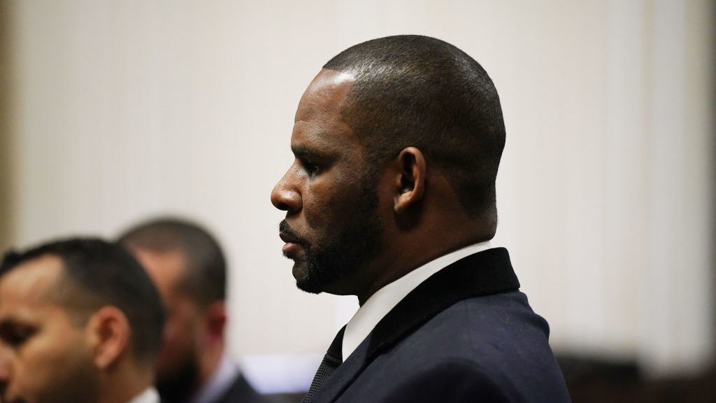 R. Kelly Indicted On New Sexual Assault And Abuse Charges