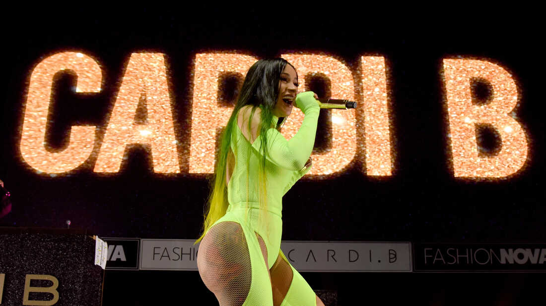 Cardi B Needs No 'Press,' But We're Giving It To Her Anyway