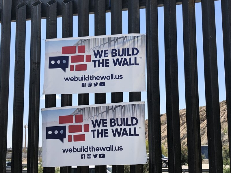 Team Behind Privately Funded Border Wall Reveals Project Near