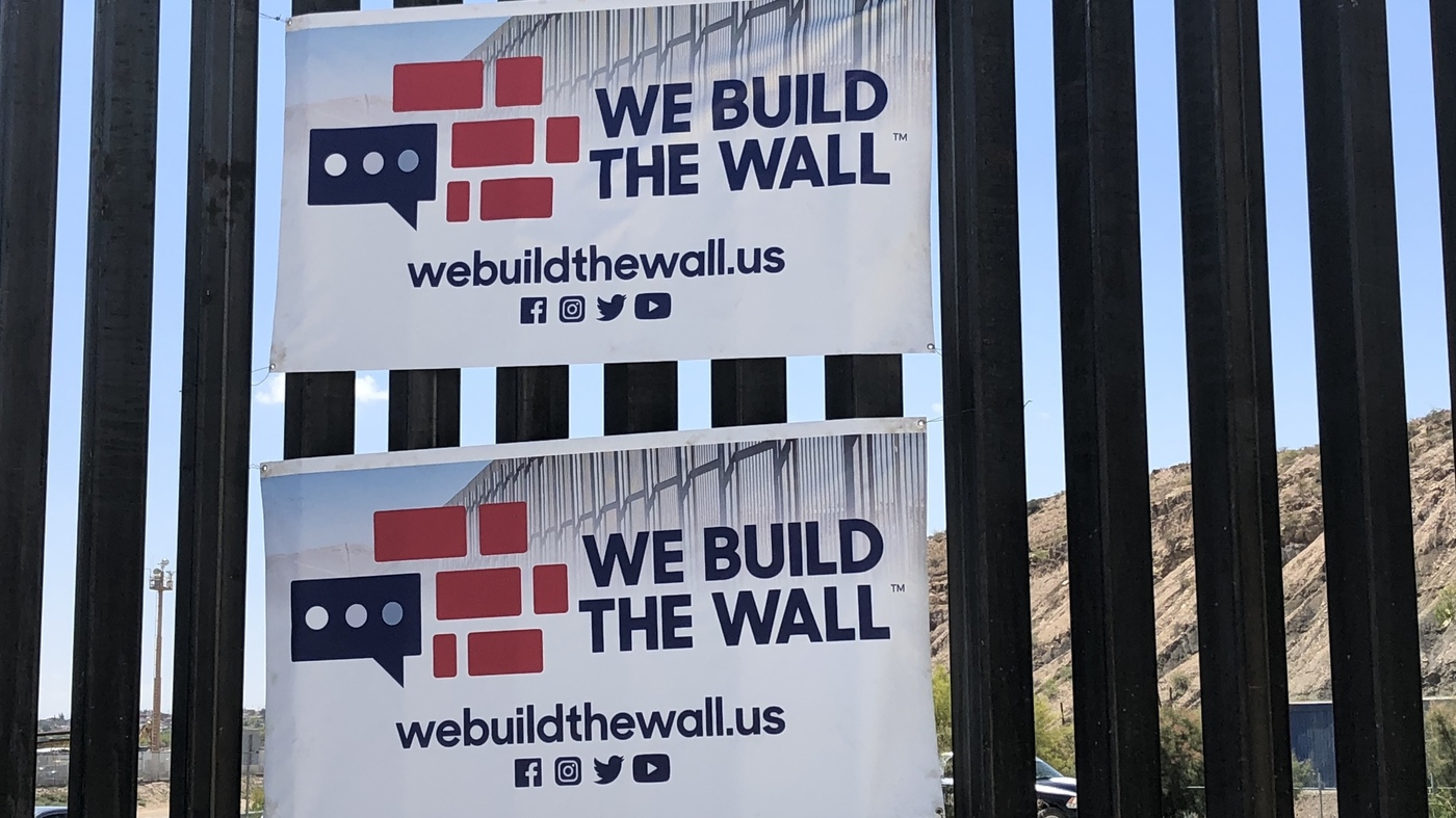 Team Behind Privately Funded Border Wall Reveals Project