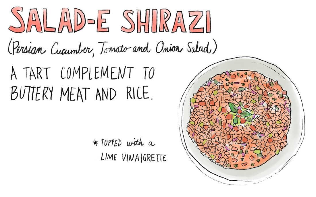 Salad-E Shirazi
