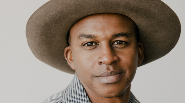 """""""I was very influenced to sing more in Arabic and to express my Sudanese identity much more confrontationally and much more honestly,"""" Ahmed Gallab of Sinkane says."""