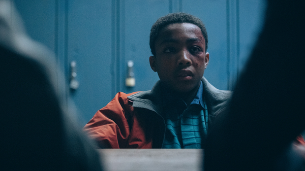 Asante Blackk plays young Kevin Richardson, one of the boys imprisoned for years only to be released when another man finally confessed.